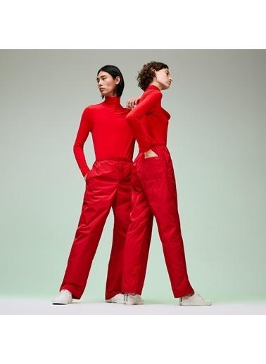 Lacoste Unisex Fashion Show Pantolon HH9446.240 Kırmızı